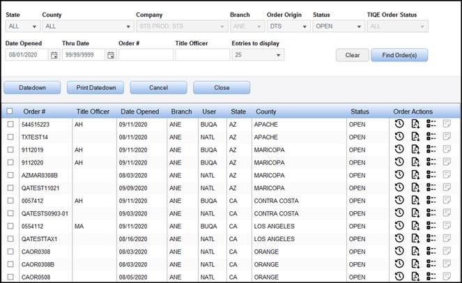 DataTrace-DTS-Order-Management