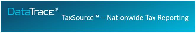 DataTrace-DTS-TaxSource
