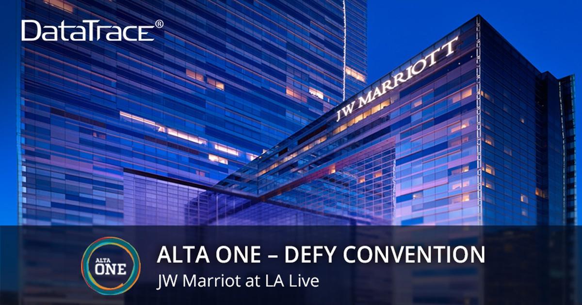 DataTrace-Alta-One-Defy-Convention-FaceBook